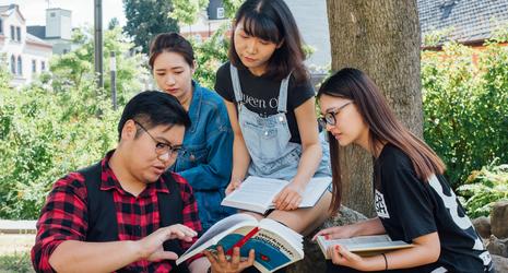 Referat für Auslandsangelegenheiten: German Courses